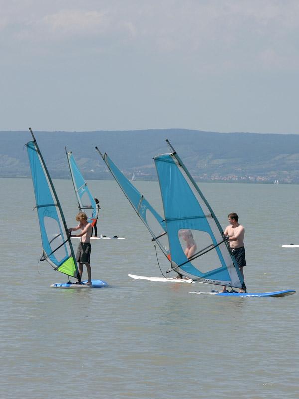 Windsurfen Sportwoche Neusiedler See